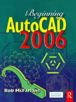 cover image of Beginning AutoCAD 2006