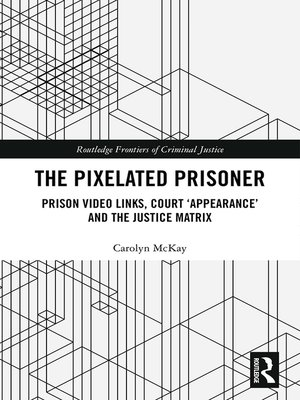 cover image of The Pixelated Prisoner