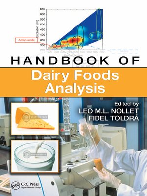 cover image of Handbook of Dairy Foods Analysis