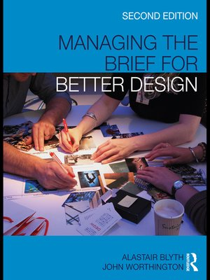 cover image of Managing the Brief for Better Design