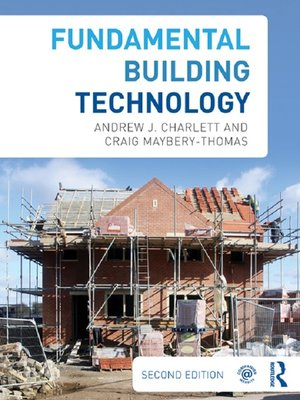 cover image of Fundamental Building Technology