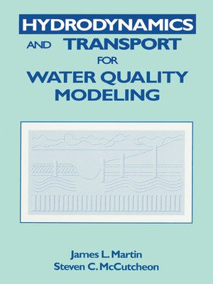 cover image of Hydrodynamics and Transport for Water Quality Modeling