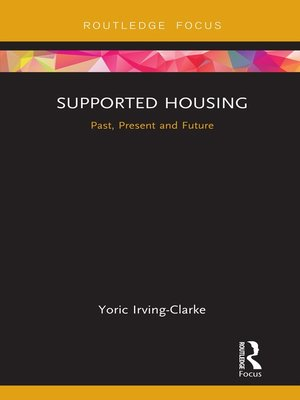 cover image of Supported Housing