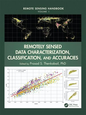 cover image of Remote Sensing Handbook--Three Volume Set