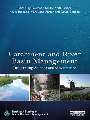 cover image of Catchment and River Basin Management