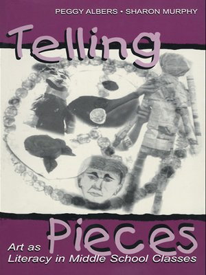 cover image of Telling Pieces