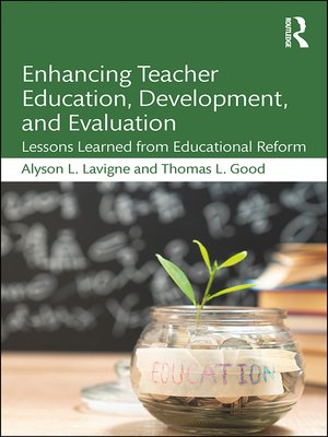 cover image of Enhancing Teacher Education, Development, and Evaluation
