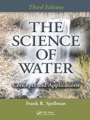 cover image of The Science of Water