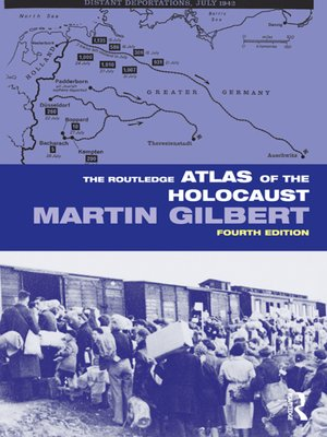 cover image of The Routledge Atlas of the Holocaust