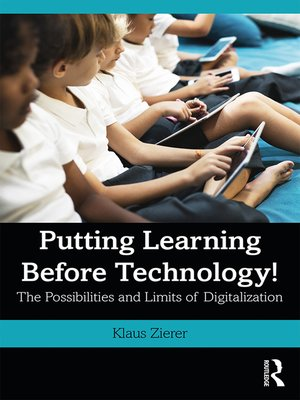 cover image of Putting Learning Before Technology!