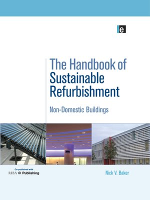 cover image of The Handbook of Sustainable Refurbishment