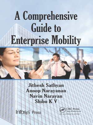 cover image of A Comprehensive Guide to Enterprise Mobility