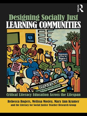 cover image of Designing Socially Just Learning Communities
