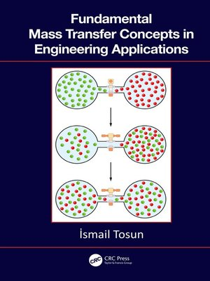 cover image of Fundamental Mass Transfer Concepts in Engineering Applications
