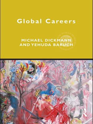 cover image of Global Careers