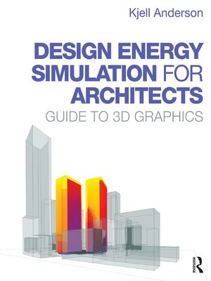 cover image of Design Energy Simulation for Architects