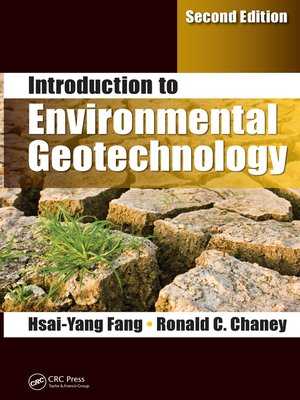cover image of Introduction to Environmental Geotechnology