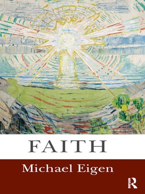 cover image of Faith