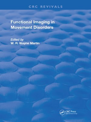 cover image of Functional Imaging in Movement Disorders