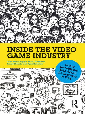 cover image of Inside the Video Game Industry