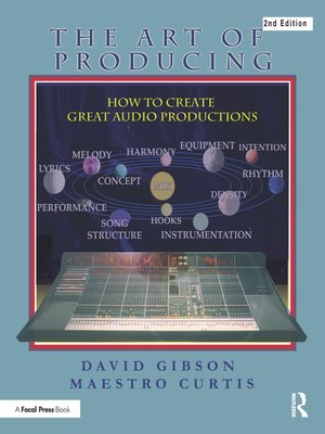 cover image of The Art of Producing