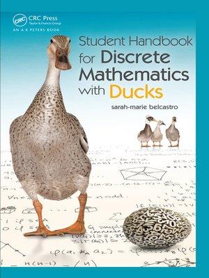 cover image of Student Handbook for Discrete Mathematics with Ducks