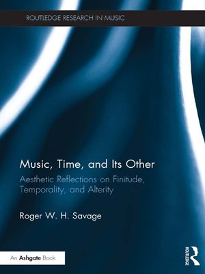 cover image of Music, Time, and Its Other