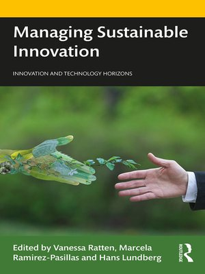 cover image of Managing Sustainable Innovation