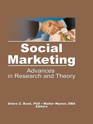 cover image of Social Marketing