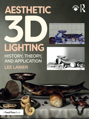 cover image of Aesthetic 3D Lighting