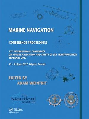 cover image of Marine Navigation