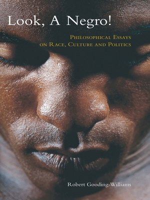 cover image of Look, a Negro!