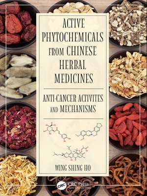 cover image of Active Phytochemicals from Chinese Herbal Medicines