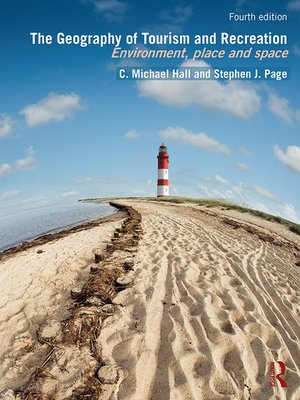 cover image of The Geography of Tourism and Recreation