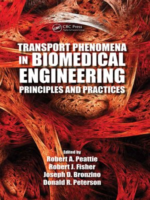 cover image of Transport Phenomena in Biomedical Engineering