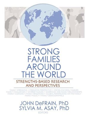 cover image of Strong Families Around the World