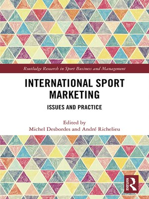 cover image of International Sport Marketing