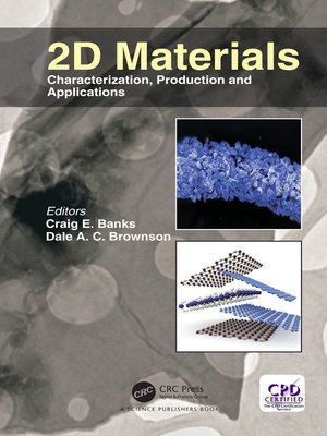 cover image of 2D Materials