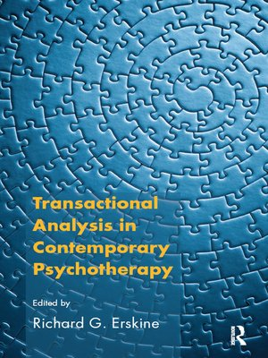 cover image of Transactional Analysis in Contemporary Psychotherapy