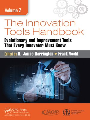 cover image of The Innovation Tools Handbook, Volume 2