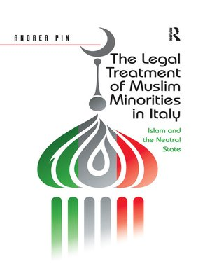 cover image of The Legal Treatment of Muslim Minorities in Italy
