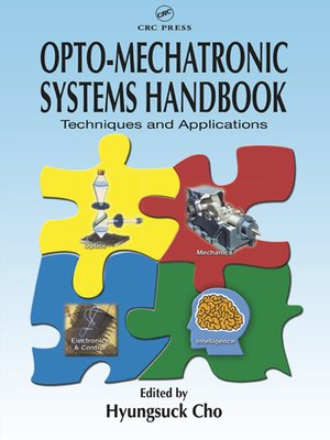 cover image of Opto-Mechatronic Systems Handbook