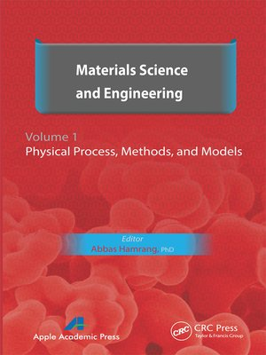 cover image of Materials Science and Engineering