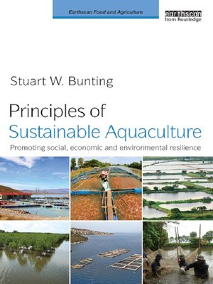 cover image of Principles of Sustainable Aquaculture