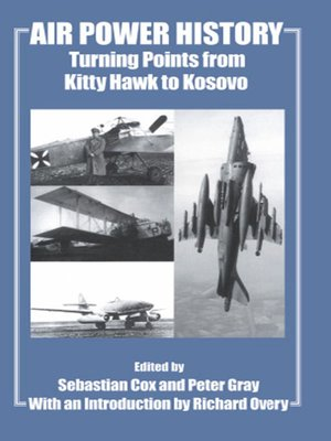 cover image of Air Power History