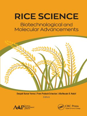 cover image of Rice Science