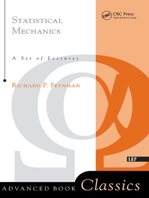 cover image of Statistical Mechanics