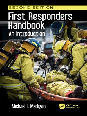 cover image of First Responders Handbook