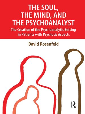 cover image of The Soul, the Mind, and the Psychoanalyst