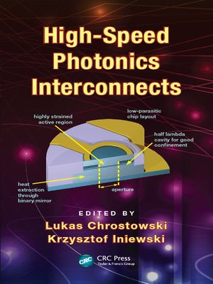 cover image of High-Speed Photonics Interconnects